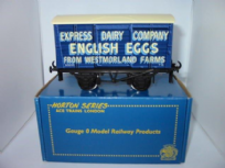 Express Dairy Eggs Van